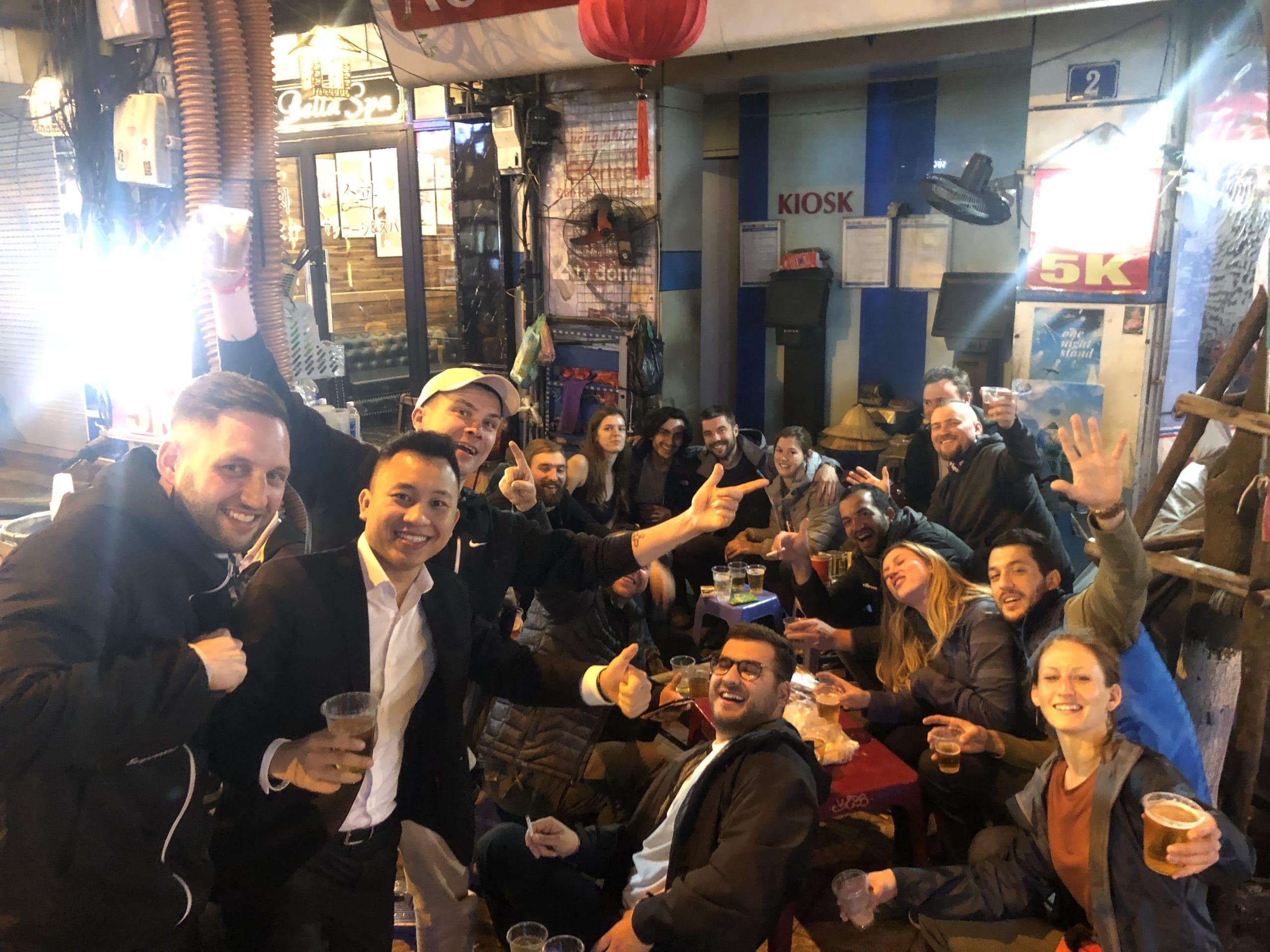 Cheers Hostel In Hanoi